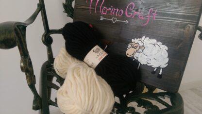 Fire groase din lana australiana merinos pura